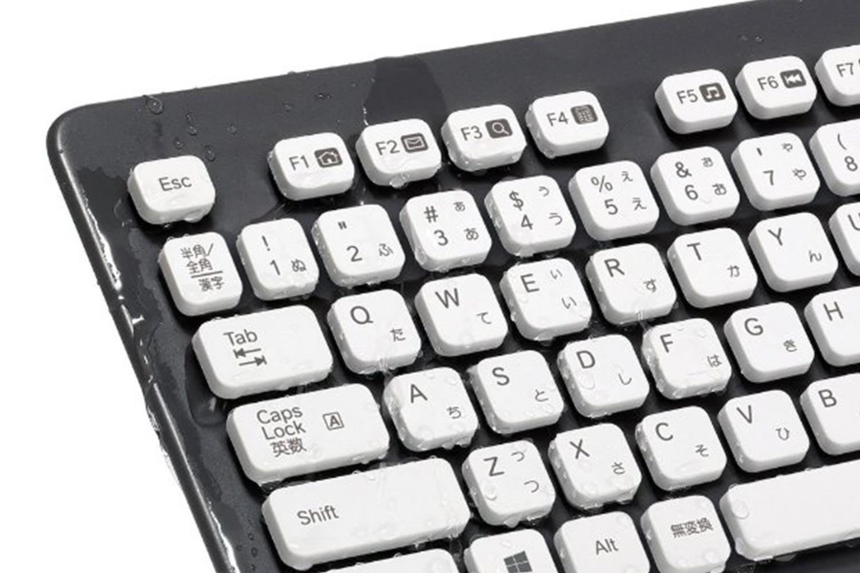 Logicool ウォッシャブルキーボード K310