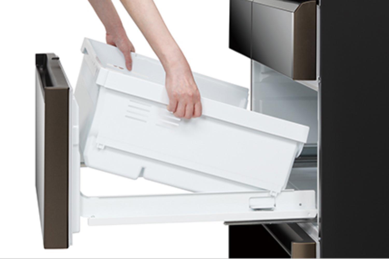 Panasonic 冷蔵庫 426L 5ドア NR-E431GVL