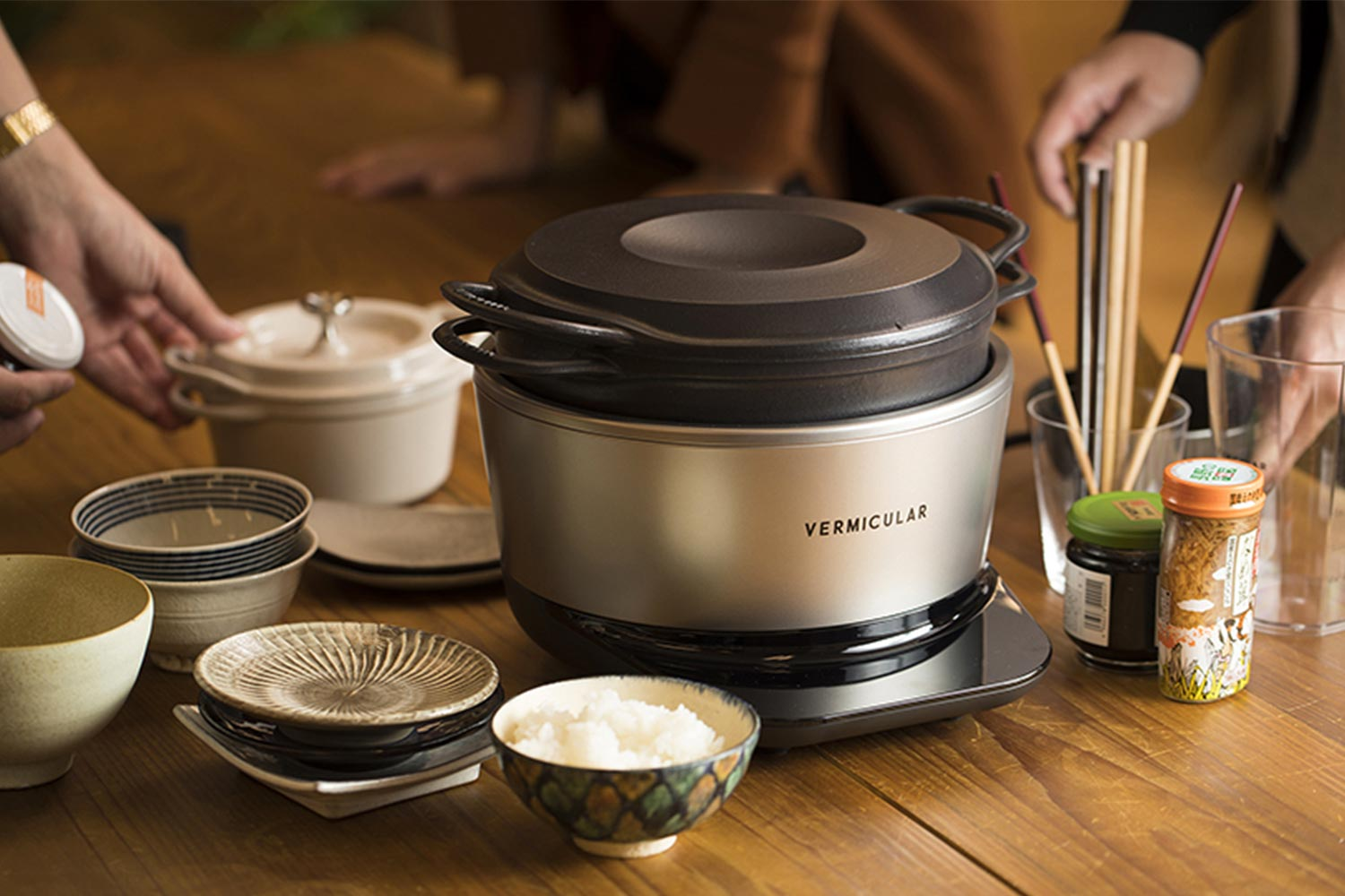 Vermicular ライスポット RICEPOT RP23A-SV