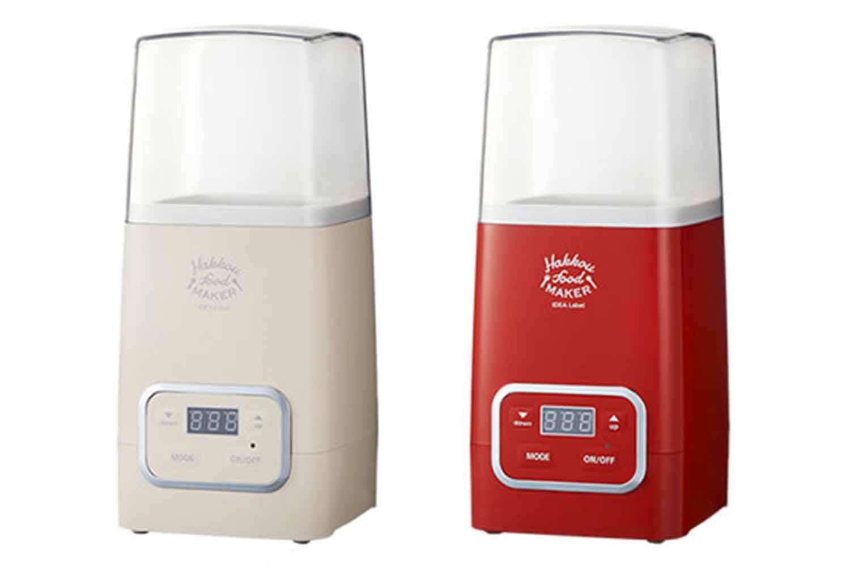 IDEA Label 発酵フード ヨーグルトメーカー LOE037
