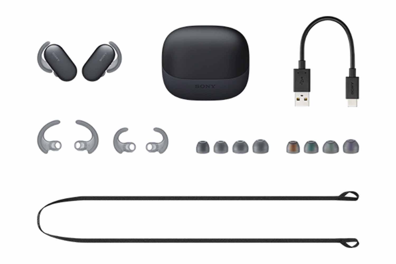SONY ワイヤレスステレオヘッドセット WF-SP900