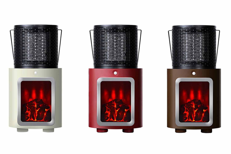 PRISMATE 暖炉ヒーター PR-WA010